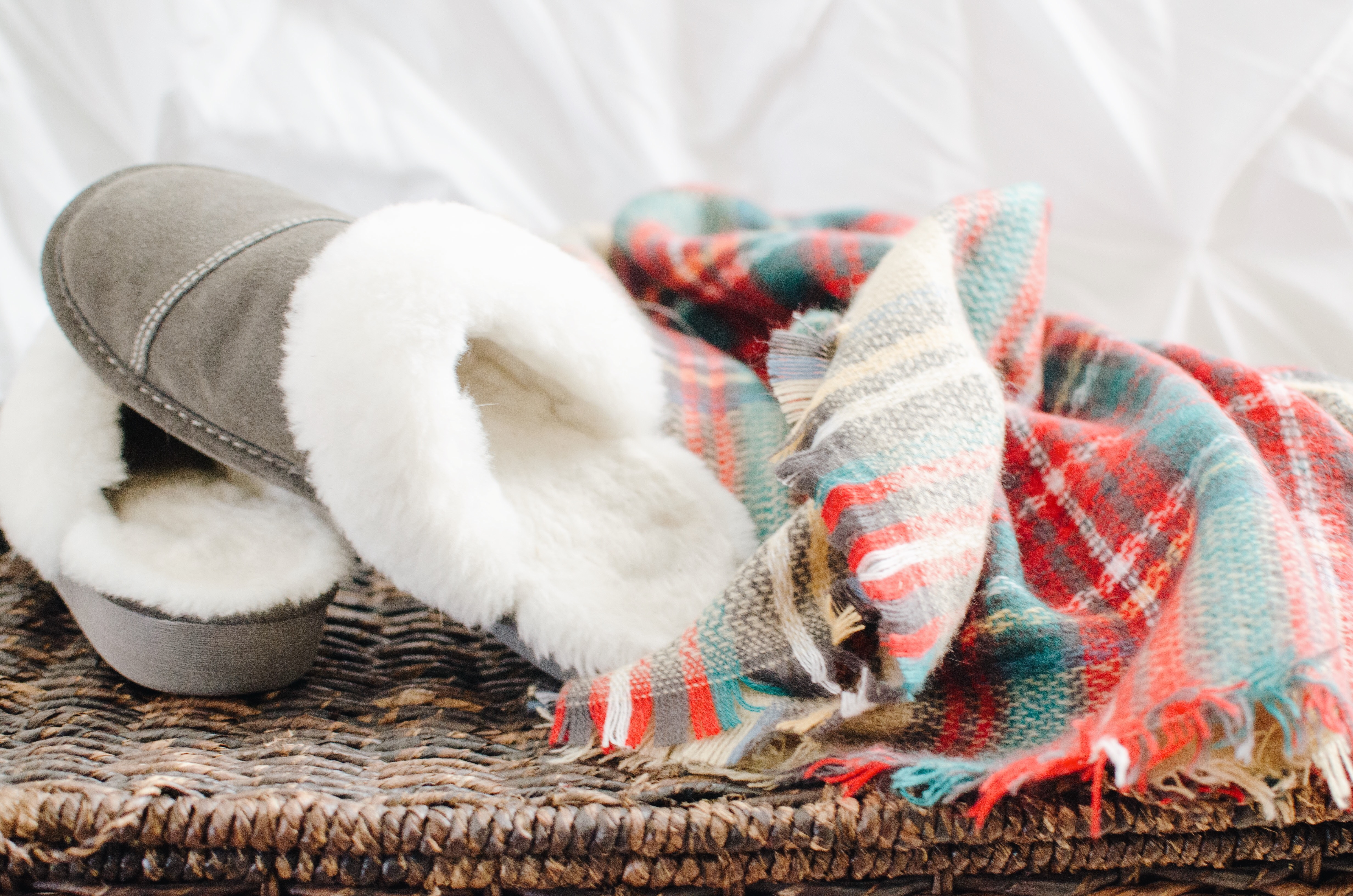 Tips for Self care during the holiday season in Nuknuuk Slippers